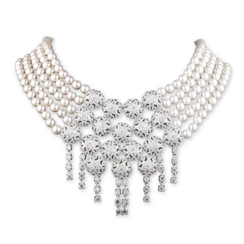 Newbridge silverware Grace Kelly Neckpiece